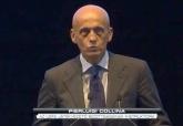 Pierluigi Collina előadása a Magyar Labdarúgás Fórumán - VIDEÓ